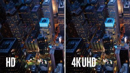 4K - UHD - ULTRA HD